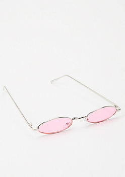 Pink Mini Sunglasses