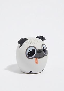 Pug Portable Bluetooth Wireless Speaker