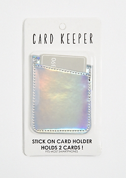 Iridescent Card Keeper