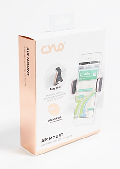 Rose Gold Smartphone Car Mount