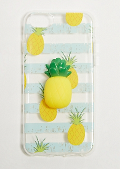Pineapple Squishy Phone Case for iPhone 6/6s/7/8