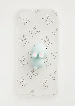 Bunny Squishy & Whiskers Case for iPhone 8/7/6