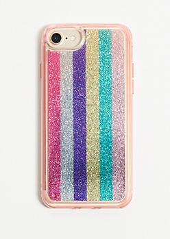 Rainbow Stripe Phone Case for iPhone 6/6s/7/8