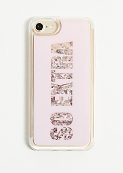Pink So Extra Phone Case For iPhone 6/6s/7/8