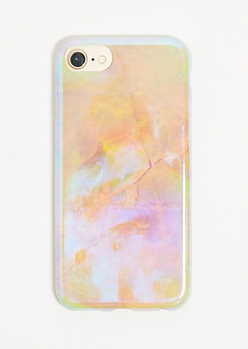 Opal Pattern Phone Case for iPhone 6/6s/7/8