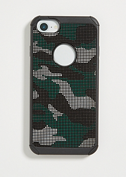 Camo Print Phone Case for iPhone 7/8