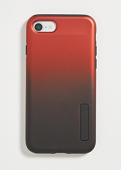 Red Ombre Phone Case for iPhone 7/8