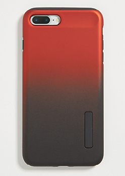 Red Ombre Phone Case for iPhone 7/8 Plus