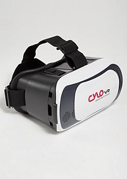 Black Virtual Reality Headset