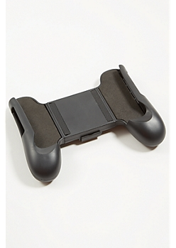 Black Phone Game Controller