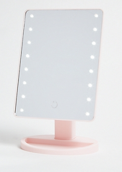 Illuminating LED Vanity Mirror