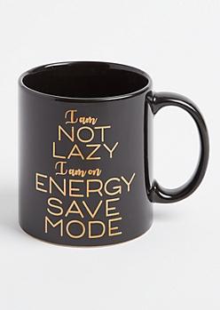 Energy Save Mode Oversized Mug