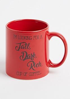 Cup Of Coffee Oversized Mug