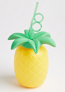 Tropical Pineapple Tumbler