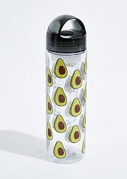 Avocado Fruit Infuser Water Bottle