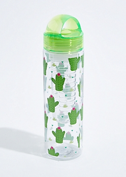 Cactus Fruit Infuser Water Bottle