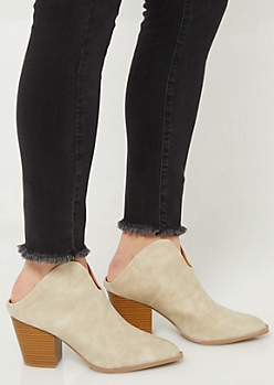 Stone Western Mules