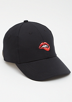 Black Lips Dad Hat