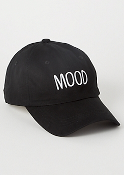 Black Mood Dad Hat