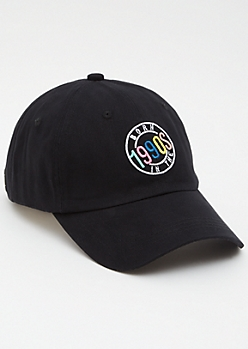 Black Born In The 90s Dad Hat