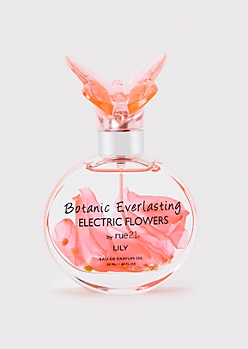 Lily Botanic Everlasting Perfume