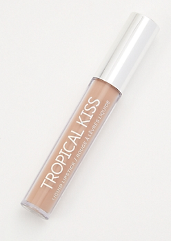 Nude Tropical Kiss Liquid Lipstick