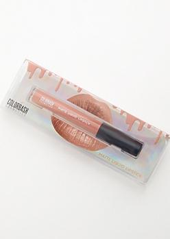 Nude Matte Liquid Lipstick