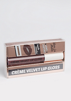 Invasion Creme Velvet Lip Gloss