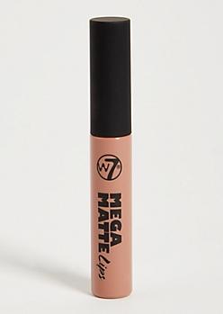 W7 Nude Mega Matte Liquid Lipstick