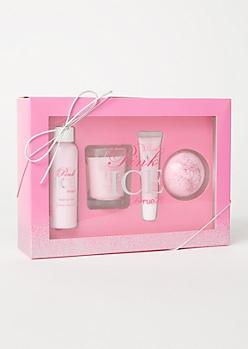 Pink Ice Gift Set