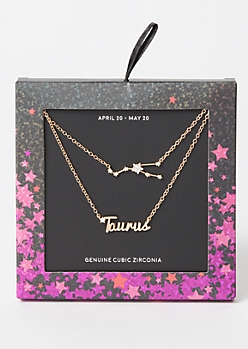 Taurus Layered Necklace