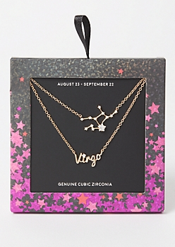 Virgo Layered Necklace