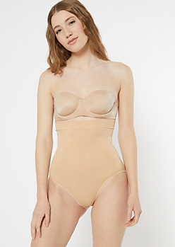 Nude Waist Shaping Brief Undies