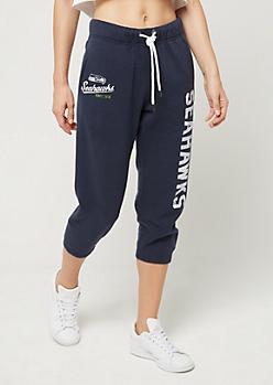 Seattle Seahawks Vintage Fleece Jogger