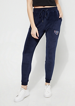 Tennessee Titans Velour Jogger