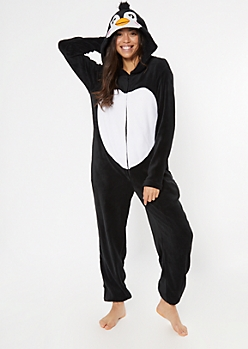 Penguin Plush Onesie