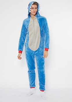 Shark Plush Onesie