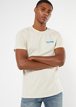 Sand Culture Embroidered Tee