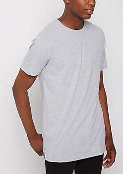 3-Pack Essential Long Length Tee