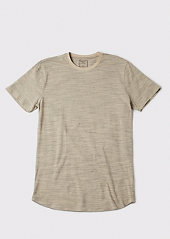 Putty Space Dye Soft Tee