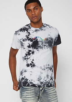 Black Tie Dye Don