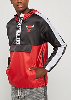 Chicago Bulls Pullover Windbreaker