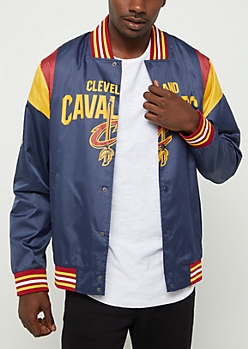 Cleveland Cavaliers Ripstop Bomber Jacket