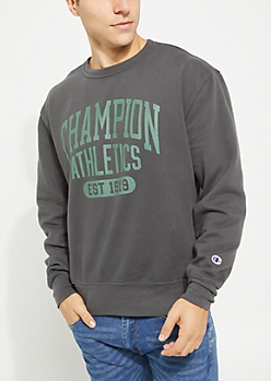 Black Champion Heritage Sweatshirt
