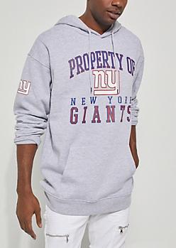 New York Giants Property Of Hoodie