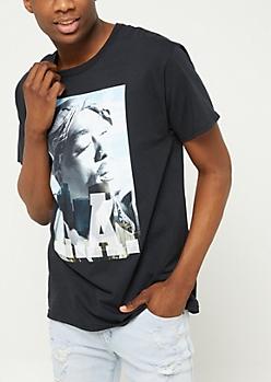 Black Tupac L.A. Tee