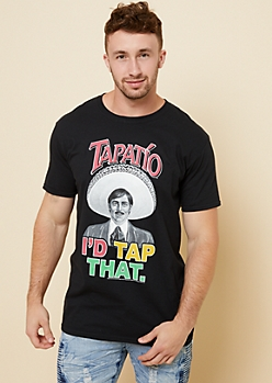 Black Tapatio Graphic Tee