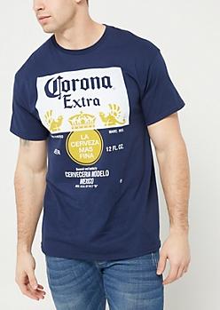 Blue Corona Extra Tee