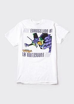Evangelion Graphic Tee