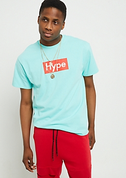 Mint Hype Box Tee